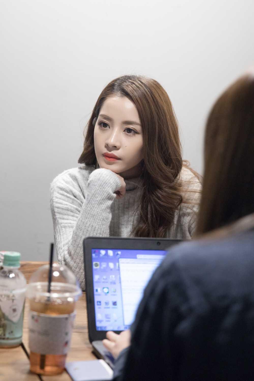 Chi Pu tra loi phong van dai KBS sau chien thang taiAsia Artist Awards 2016 hinh anh 3
