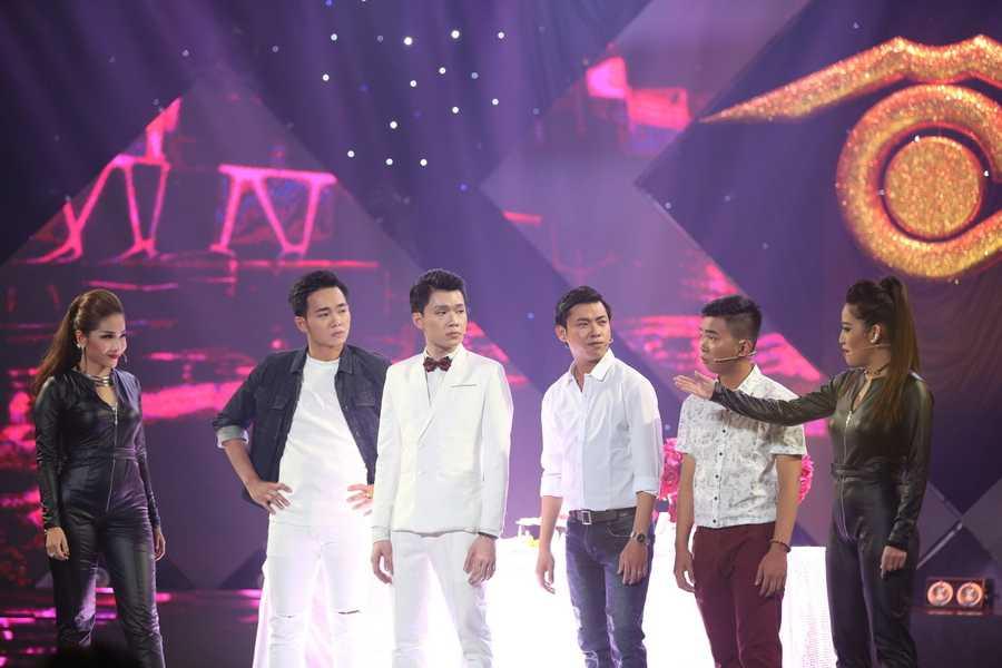 Lieu Ha Trinh, Phung Yen dang quang nguoi dan chuong trinh truyen hinh En Vang 2016 hinh anh 9
