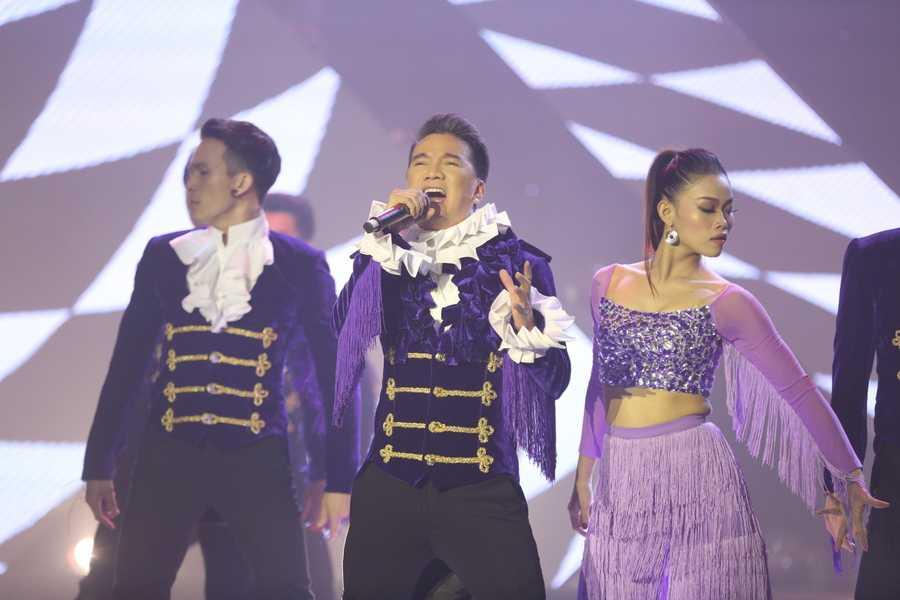 Lieu Ha Trinh, Phung Yen dang quang nguoi dan chuong trinh truyen hinh En Vang 2016 hinh anh 5