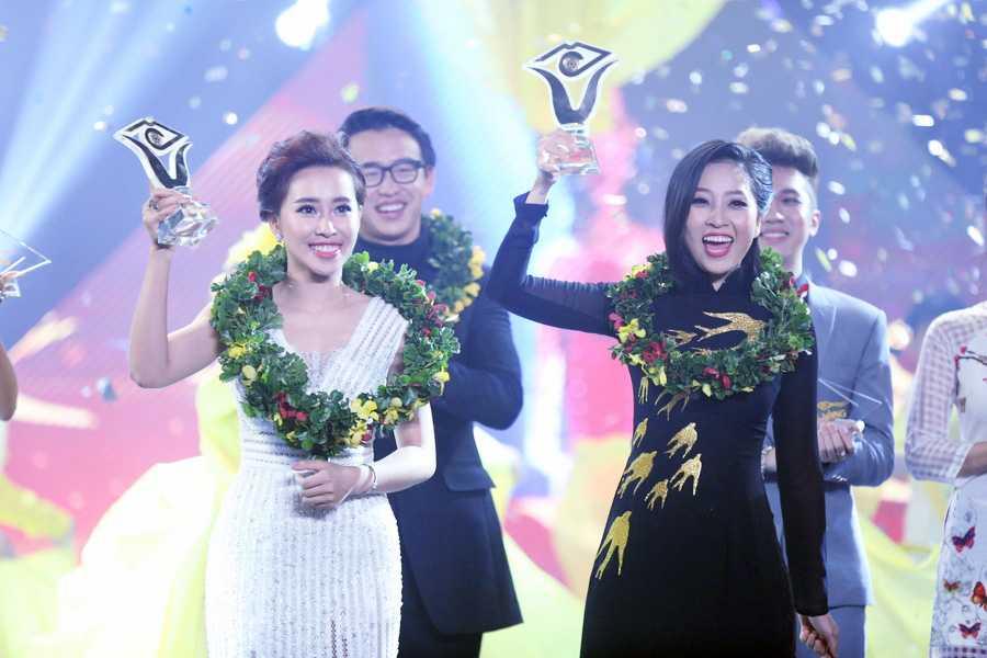 Lieu Ha Trinh, Phung Yen dang quang nguoi dan chuong trinh truyen hinh En Vang 2016 hinh anh 11