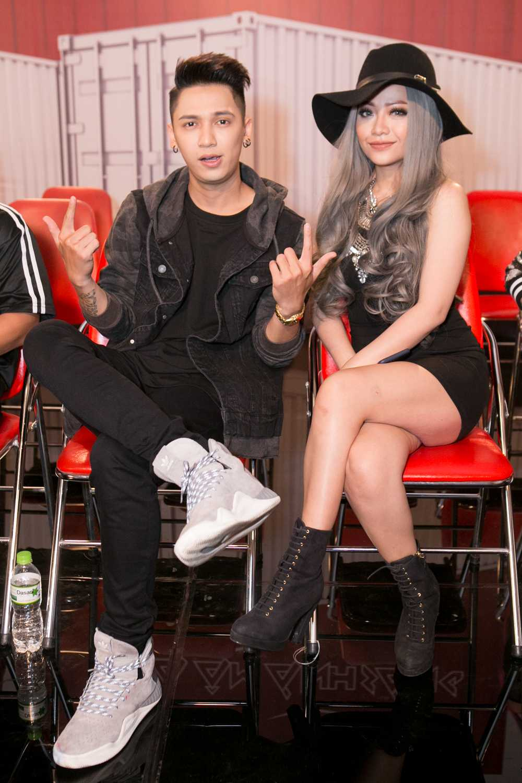 Noi got Son Tung, ban gai cung tham gia The Remix hinh anh 1