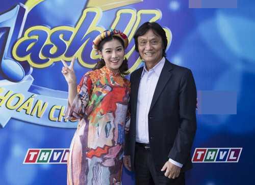Xuc dong voi tieng goi 'Ba' than thuong cua Hoang yen Chibi danh cho NSUT Quang Ly hinh anh 3