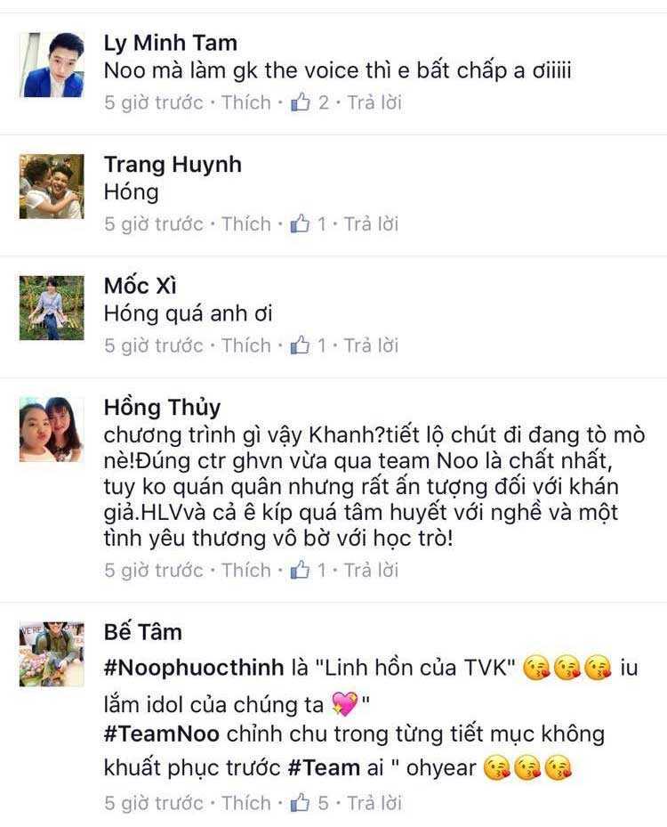 Noo Phuoc Thinh se la huan luyen vien tre nhat The Voice 2017? hinh anh 4