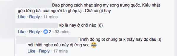 Sing my song: Giong ca 'Bon chu lam' dao loi lan phong cach bieu dien cua nghe si Trung Quoc hinh anh 5