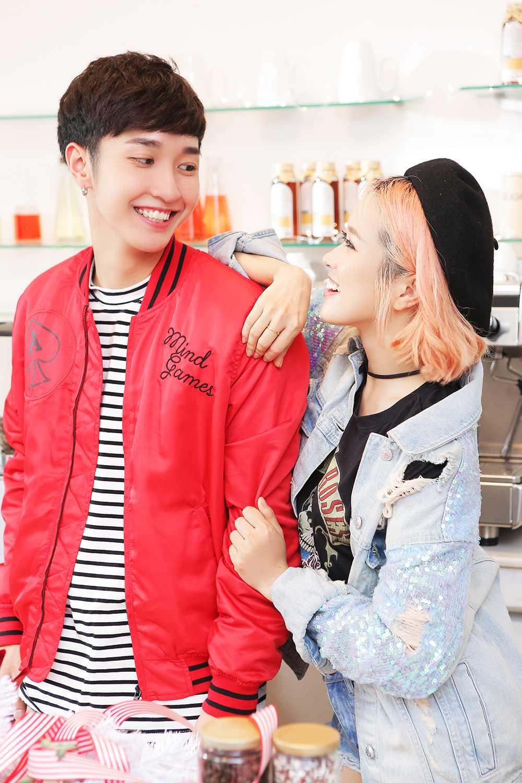 Hot boy 16 tuoi cua 'Sing my song' ra tay giup Suni Ha Linh 'thoat e' hinh anh 7