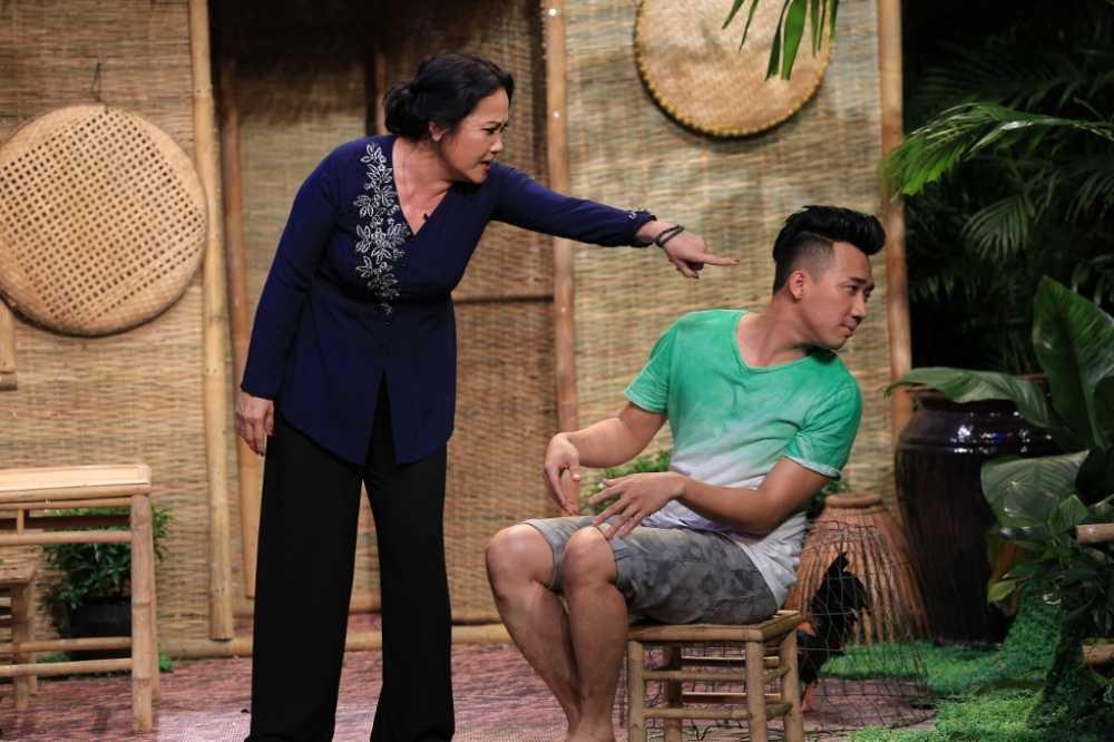 On gioi cau day roi 2016: Tran Thanh lam thang kho khien khan gia khoc – cuoi hinh anh 2
