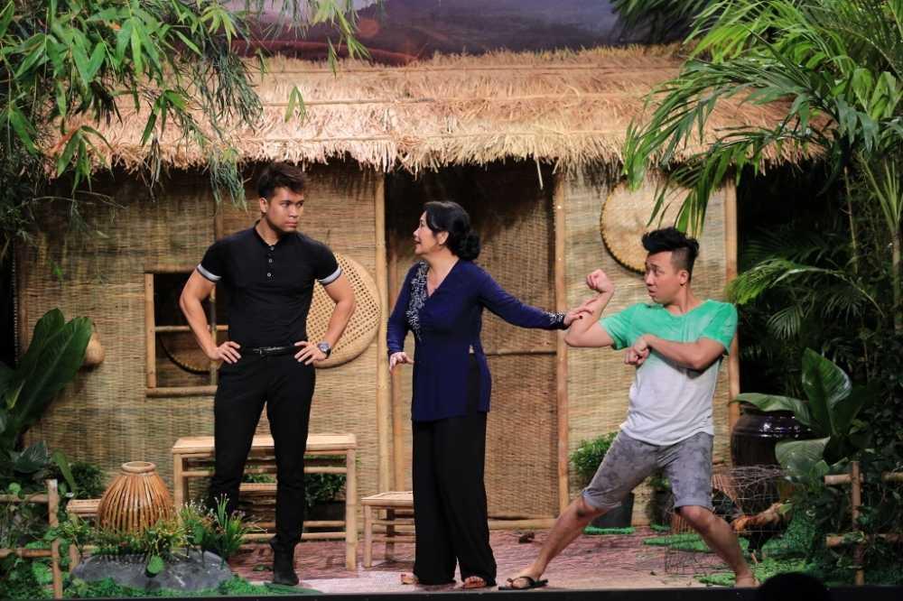 On gioi cau day roi 2016: Tran Thanh lam thang kho khien khan gia khoc – cuoi hinh anh 4