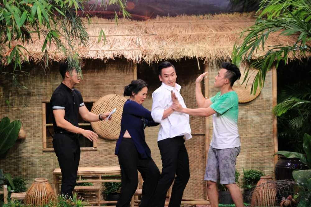 On gioi cau day roi 2016: Tran Thanh lam thang kho khien khan gia khoc – cuoi hinh anh 5