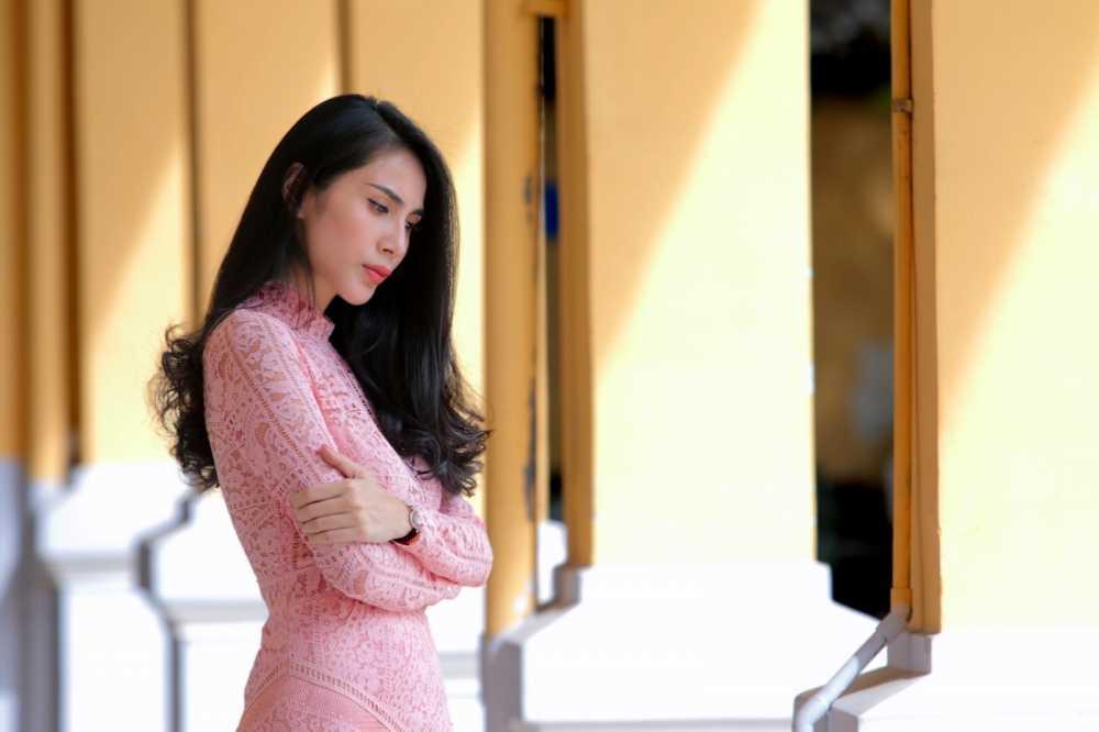 Thuy Tien ke chuyen tinh yeu dam nuoc mat hinh anh 4