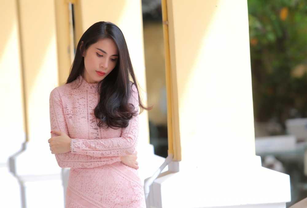 Thuy Tien ke chuyen tinh yeu dam nuoc mat hinh anh 3