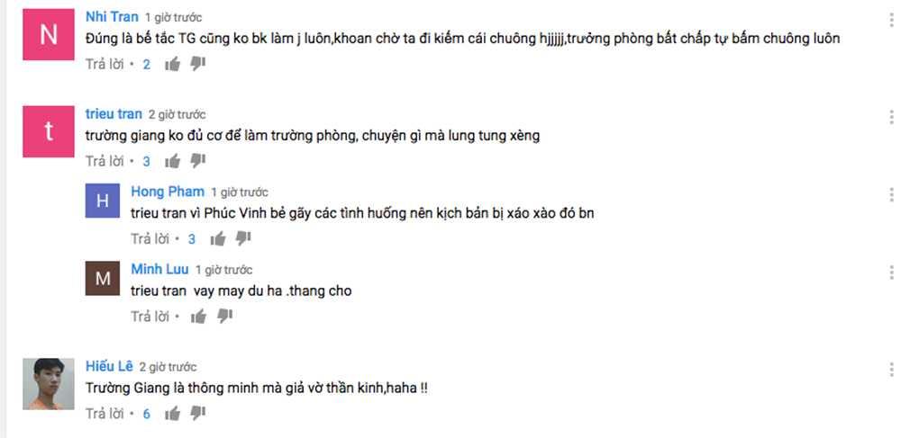 Hoai Linh che kich ban cua Truong Giang ngay tren song truyen hinh hinh anh 9