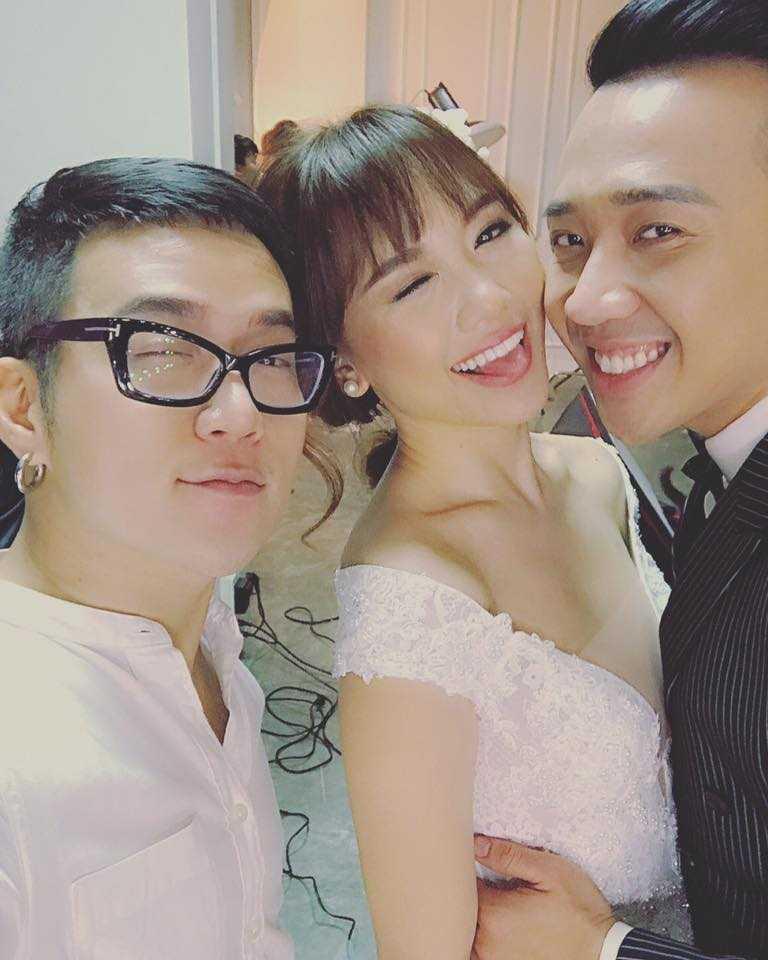Tran Thanh – Hari Won di thu do cuoi, xac nhan hon le ngay 25/12 hinh anh 1