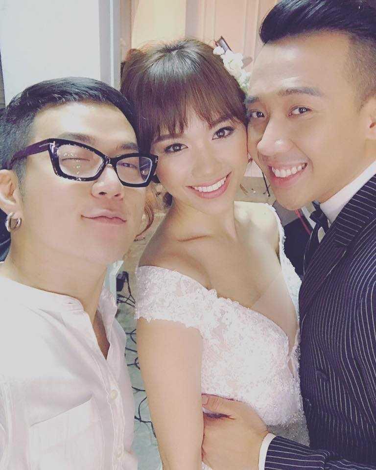 Tran Thanh – Hari Won di thu do cuoi, xac nhan hon le ngay 25/12 hinh anh 2