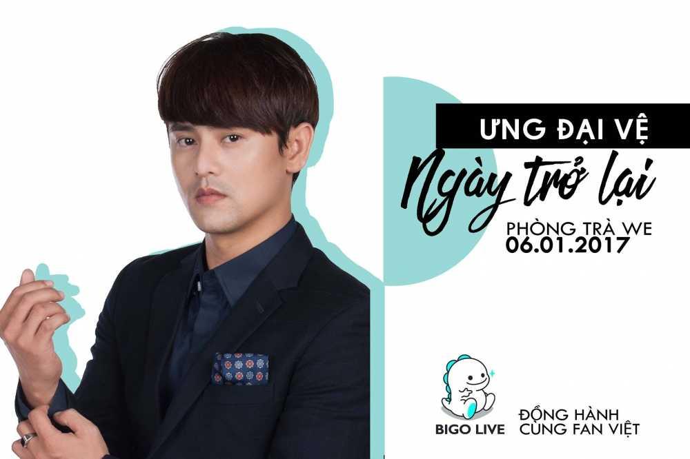 Ung Dai Ve 'hop fans' tren Bigo Live hinh anh 3