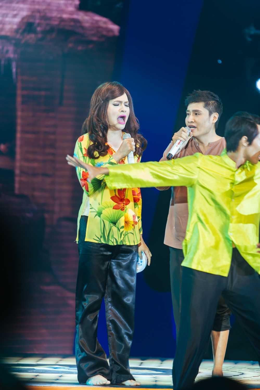 Nam Cuong bi Thanh Duy 'sam so' ngay tren san khau hinh anh 3