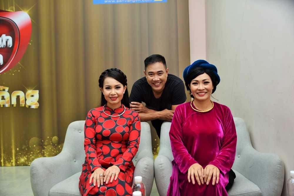Phuong Thanh lan dau ngoi ghe nong cung Dam Vinh Hung hinh anh 4