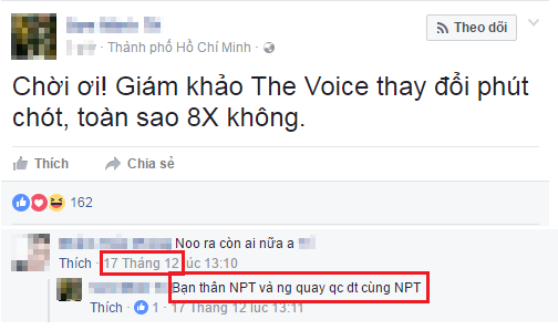 Thu Minh ngoi ghe nong The Voice 2017 cung Dong Nhi - Noo Phuoc Thinh - Toc Tien? hinh anh 2