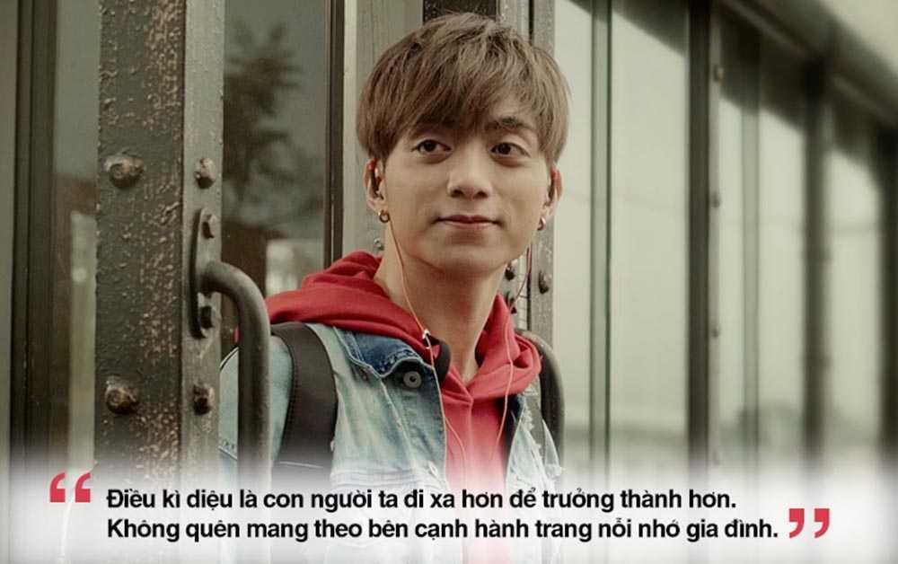 Soobin Hoang Son tui than vi nho nha nhung van muon 'di de tro ve' hinh anh 6