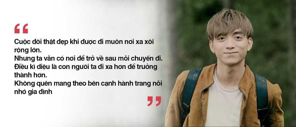 Soobin Hoang Son tui than vi nho nha nhung van muon 'di de tro ve' hinh anh 5