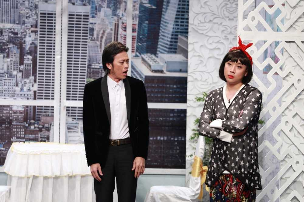 On gioi cau day roi: Hoai Linh 'lat keo', giup Le Giang 'ha be' Tran Thanh hinh anh 4