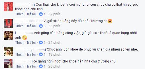 Khan gia vui mung vi Hoai Linh da hong hao, khoe khoan hinh anh 3