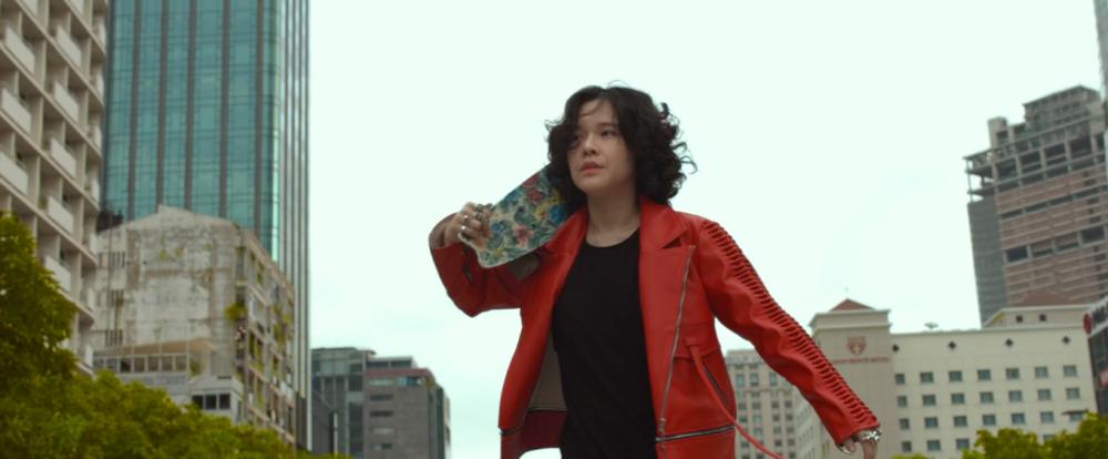 Tien Tien tung MV 'Di ve dau' qua kho hieu hinh anh 1