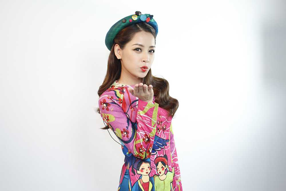 Chi Pu: 'Me bao giu tien li xi de danh cho minh lay chong' hinh anh 5
