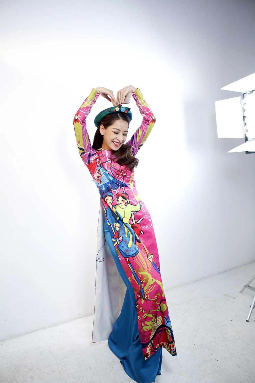 Chi Pu: 'Me bao giu tien li xi de danh cho minh lay chong' hinh anh 4