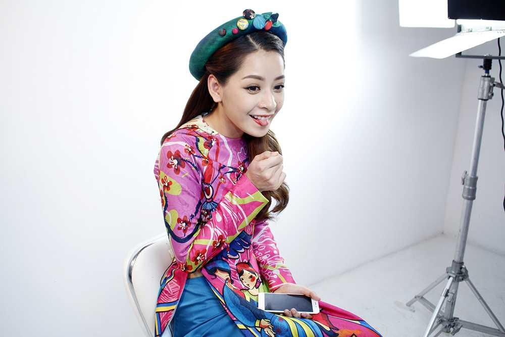 Chi Pu: 'Me bao giu tien li xi de danh cho minh lay chong' hinh anh 3