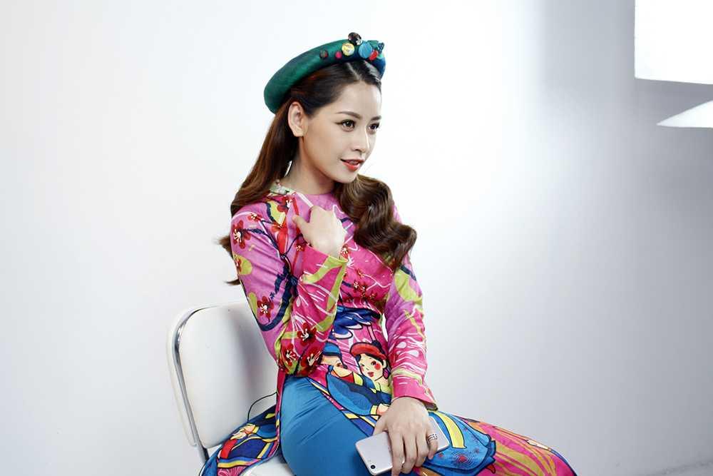 Chi Pu: 'Me bao giu tien li xi de danh cho minh lay chong' hinh anh 2