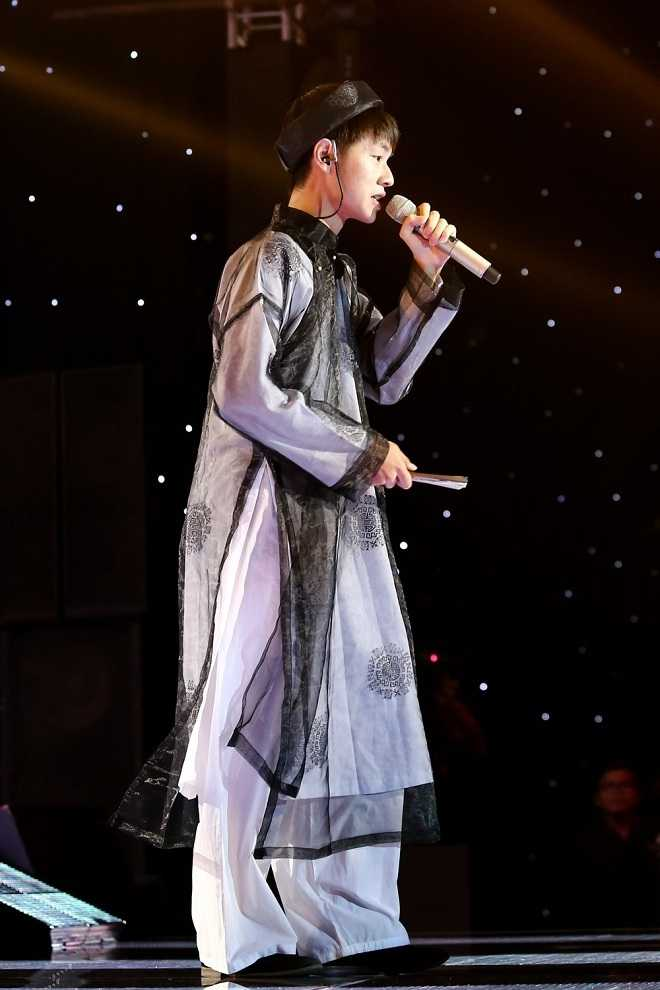Hanh trinh den ngoi vi quan quan 'Sing my song' cua Cao Ba Hung hinh anh 1