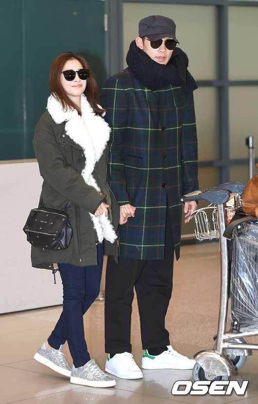 Bi Rain, Kim Tae Hee nám tay nhau vè Hàn Quóc sau tuan trang mạt hinh anh 3