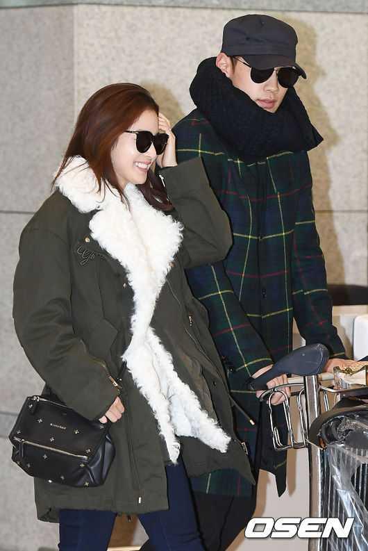Bi Rain, Kim Tae Hee nám tay nhau vè Hàn Quóc sau tuan trang mạt hinh anh 2
