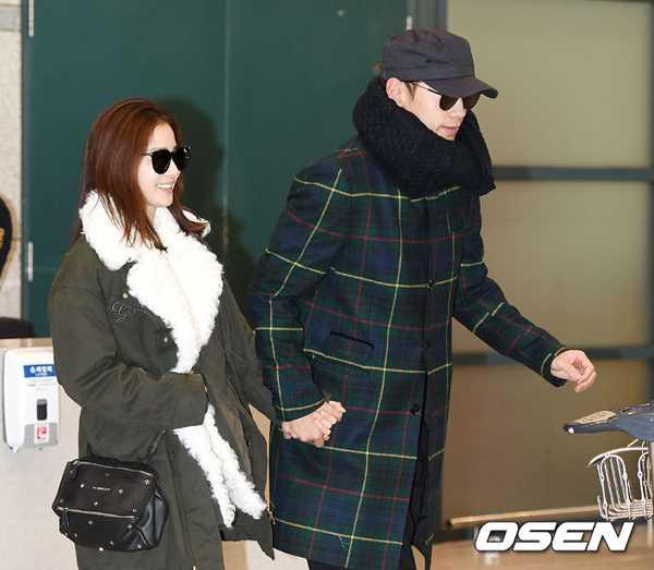 Bi Rain, Kim Tae Hee nám tay nhau vè Hàn Quóc sau tuan trang mạt hinh anh 5