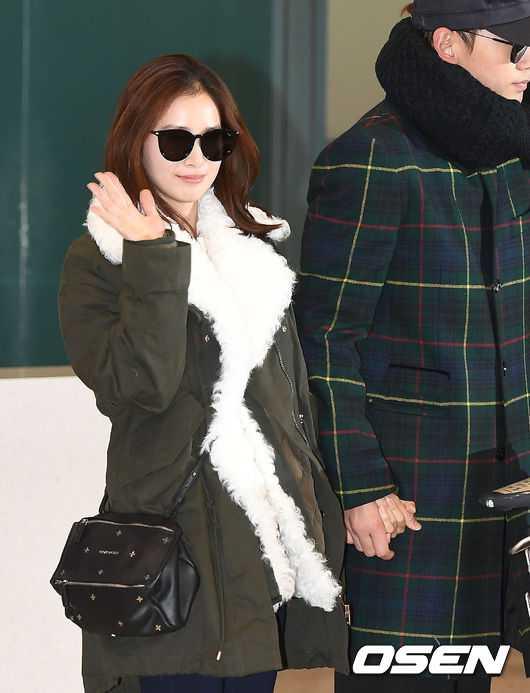 Bi Rain, Kim Tae Hee nám tay nhau vè Hàn Quóc sau tuan trang mạt hinh anh 6