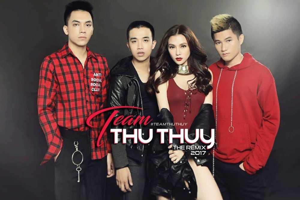 Doi dau MiA- Tronie, Thu Thuy khong cho phep minh 'khinh dich' voi dan em hinh anh 1