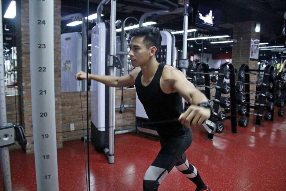 Ho Vinh Khoa chia se bai tap giup giam 4kg trong 3 thang hinh anh 3