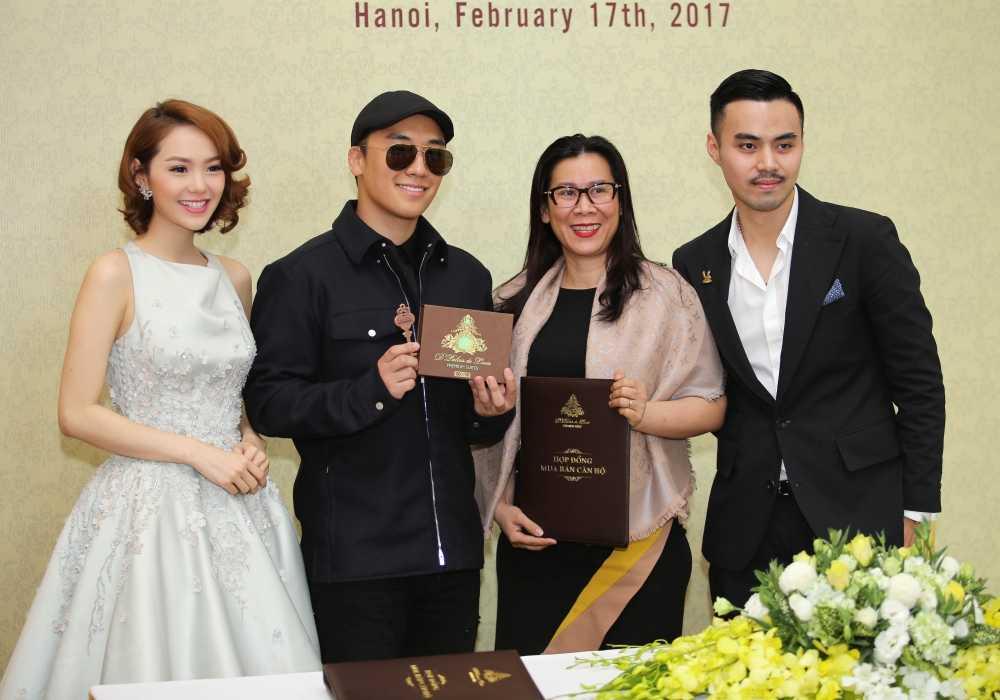 Minh Hang bat ngo duoc sao Big Bang theo doi tren Instagram hinh anh 1