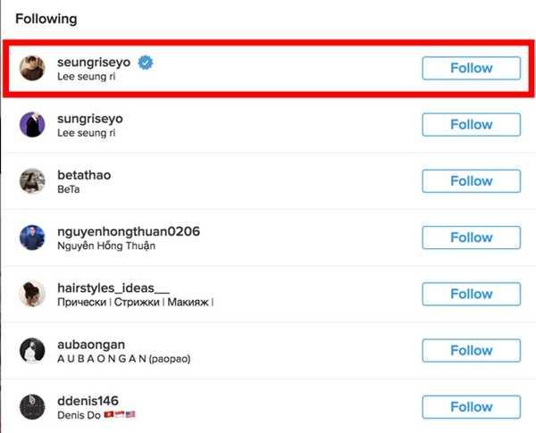 Minh Hang bat ngo duoc sao Big Bang theo doi tren Instagram hinh anh 6