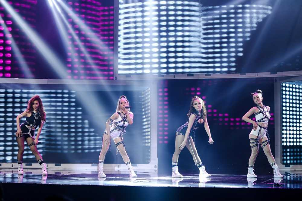Lip B: An so 'khong phai dang vua dau' tai 'Remix new generation' hinh anh 3