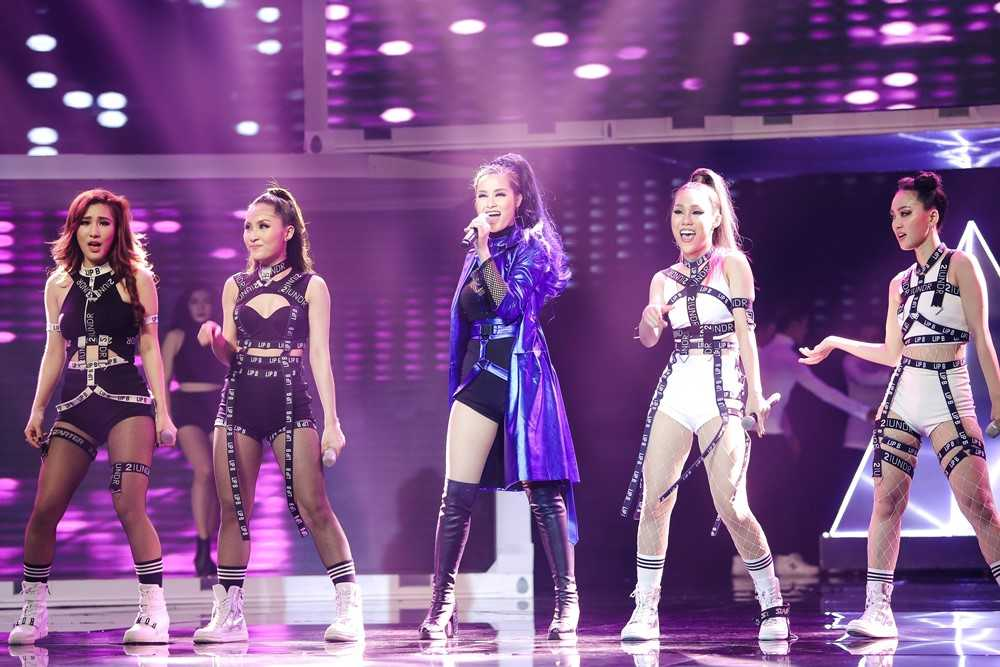 Lip B: An so 'khong phai dang vua dau' tai 'Remix new generation' hinh anh 1