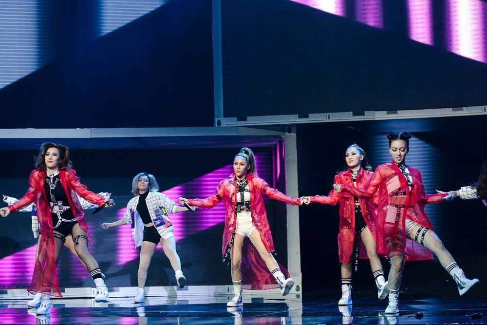 Lip B: An so 'khong phai dang vua dau' tai 'Remix new generation' hinh anh 5