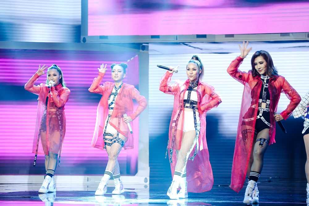 Lip B: An so 'khong phai dang vua dau' tai 'Remix new generation' hinh anh 6