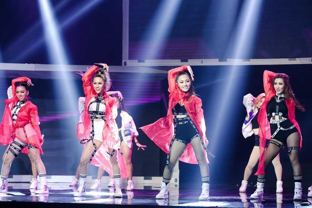 Lip B: An so 'khong phai dang vua dau' tai 'Remix new generation' hinh anh 7