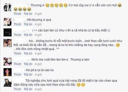Clip: Noo Phuoc Thinh lan thu 2 khien trung tam thuong mai 'vo tran' hinh anh 1
