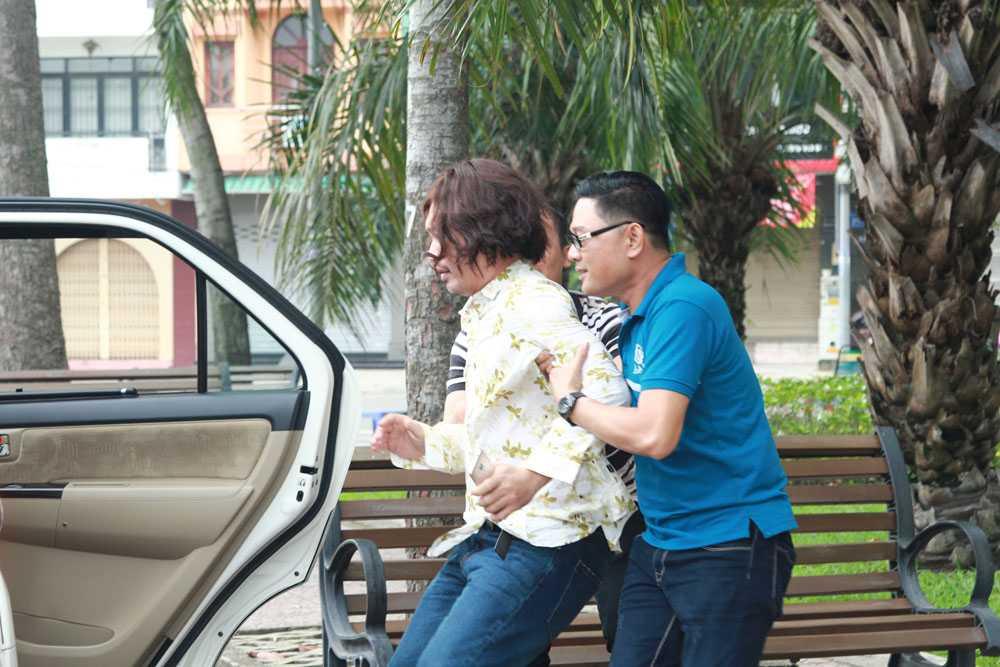 Thu Trang bat khoc nuc no vi Tien Luat qua 'be tha' hinh anh 3