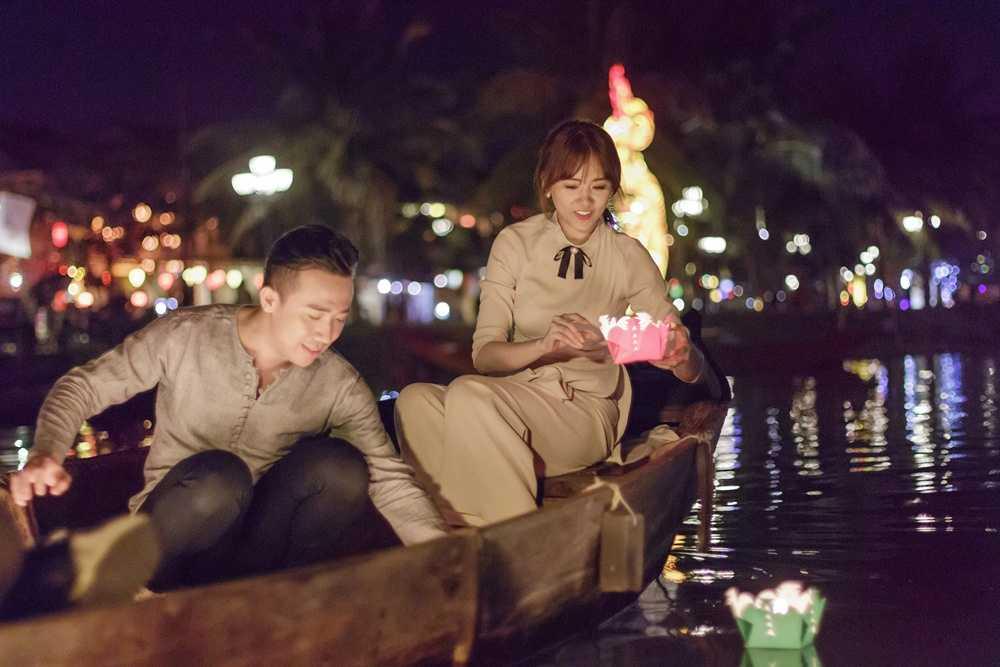 Hari Won – Tran Thanh lam nao loan pho co Hoi An hinh anh 5