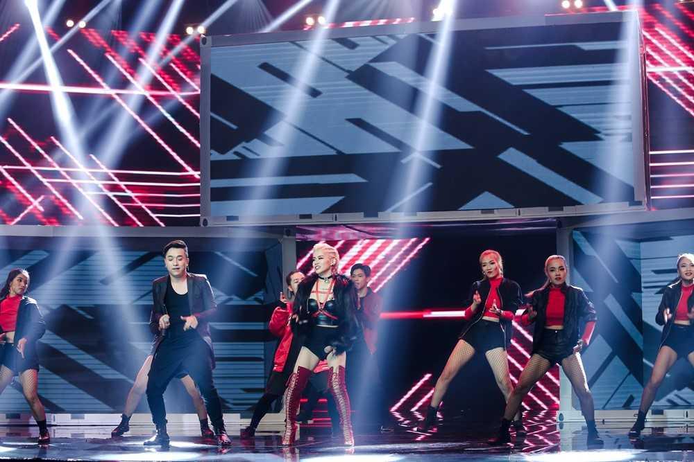 Bao Thy, Yen Trang va nhung chuyen chua ke tai Remix new generation hinh anh 11