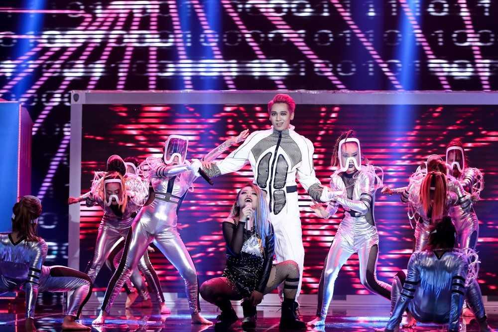 Bao Thy, Yen Trang va nhung chuyen chua ke tai Remix new generation hinh anh 10