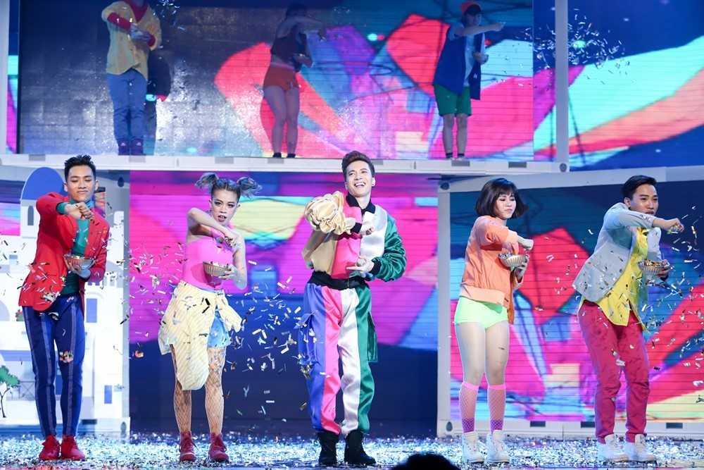Bao Thy, Yen Trang va nhung chuyen chua ke tai Remix new generation hinh anh 5